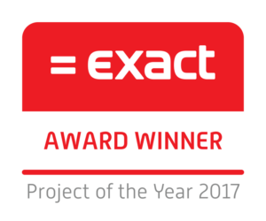 Exact project of the year